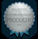 MULTI MILLION DOLLAR PRODUCER 2012