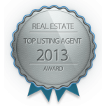 2013 Top Listing Agent Real Estate