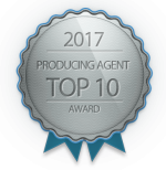 2017 Top Producing Agent